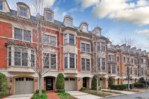 The Brownstones At Port Imperial Townhomes Port Imperial